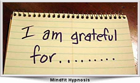 Grateful Attitude Subliminal Message