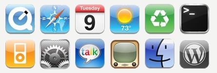 phobia icons