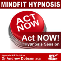 Act Now Hypnosis MP3