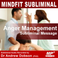 Anger Management Subliminal MP3