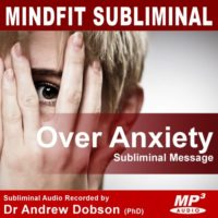 Anxiety Subliminal MP3 Download