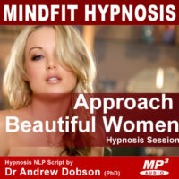 Confidence to Approach Women Hypnosis MP3