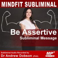 Be Assertive Subliminal MP3