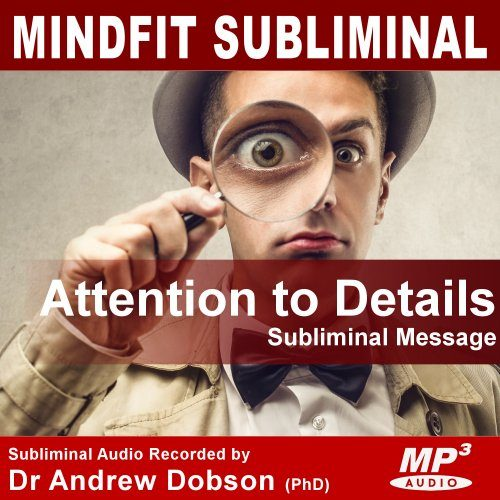 Attention to Details Subliminal MP3 Download
