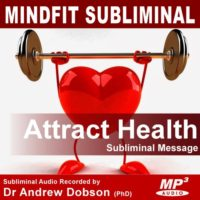 Attract Health Subliminal MP3