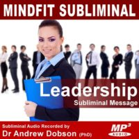 Be a Leader Subliminal MP3
