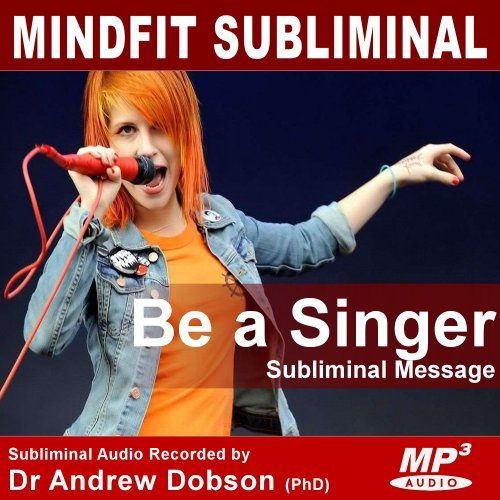 Be a Singer Subliminal MP3 Download