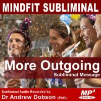 Be More Outgoing Subliminal MP3
