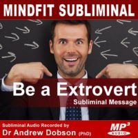 Be an Extrovert Subliminal MP3