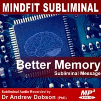Better Memory Subliminal MP3