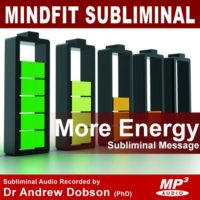 Boost in Energy Subliminal MP3