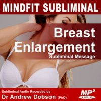 Breast Enlargement Subliminal MP3 Download