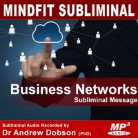 Business Networking Subliminal MP3