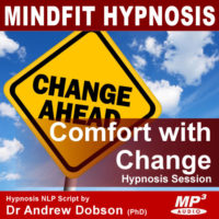 Comfort with Change Hypnosis MP3
