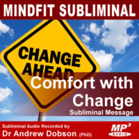 Comfort with Change Subliminal MP3 Download