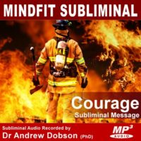 courage subliminal message mp3