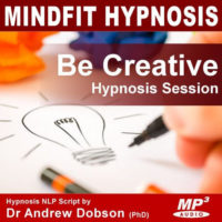 Be Creative Hypnosis MP3