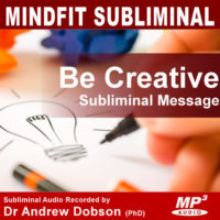 Be Creative Subliminal MP3
