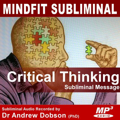 Critical Thinking Subliminal MP3