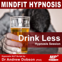 Drink Less Alcohol Hypnosis MP3