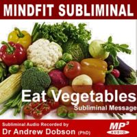 Eat Vegetables Subliminal MP3