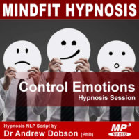 Control Emotions Hypnosis MP3
