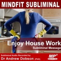 Enjoy House Work Subliminal MP3