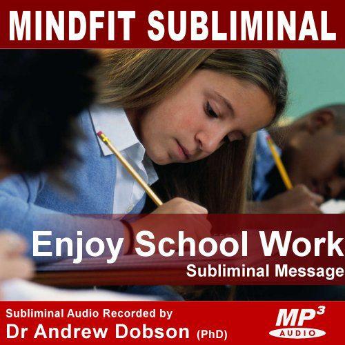 Enjoy doing school work subliminal message mp3