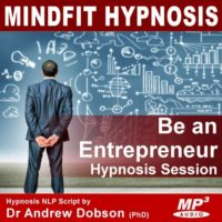 Be an Entrepreneur Hypnosis MP3