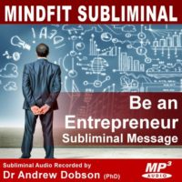 Be an Entrepreneur Subliminal MP3