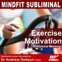 Exercise Motivation Subliminal MP3