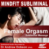Female Orgasm Subliminal MP3