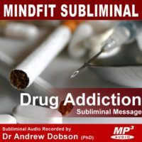 Drug Addiction Subliminal MP3