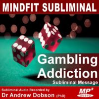 Gambling Addiction Subliminal MP3