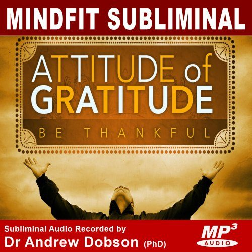 Gratitude Subliminal MP3 Download