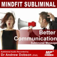 Better Communication Subliminal MP3