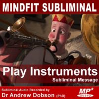 Play Music Instruments Subliminal MP3