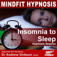 Insomnia to Sleep Hypnosis MP3