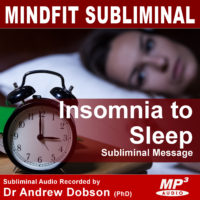 Insomnia to Sleep Subliminal MP3