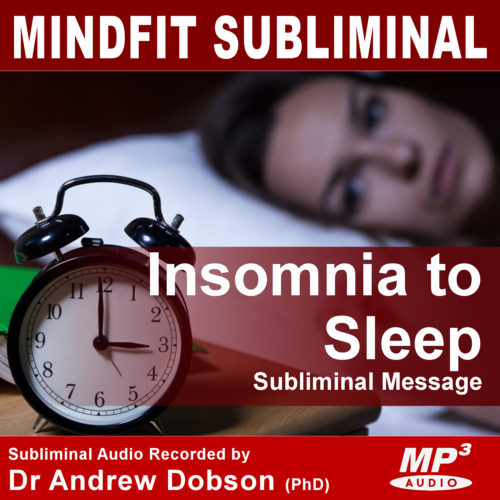 Insomnia to Sleep Subliminal MP3 Download