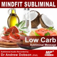 Low Carb Diet Subliminal MP3