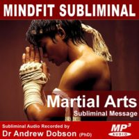 Martial Arts Subliminal MP3