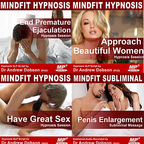 Ultimate Mens Hypnotherapy Sex Pack