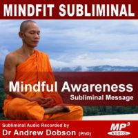 Mindful Awareness Subliminal MP3 Download