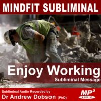 Enjoy Working Subliminal MP3