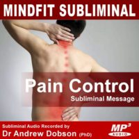 Pain Control Subliminal MP3