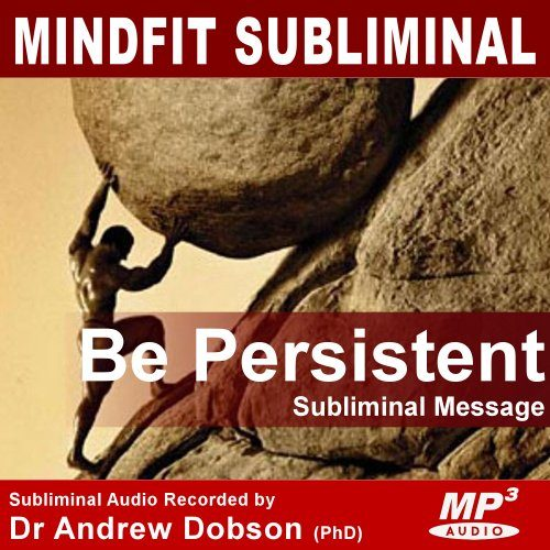 Persistence Subliminal MP3 Download