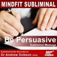Be Persuasive Subliminal MP3