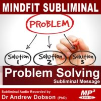 Problem Solving Subliminal MP3 Download