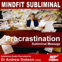 Stop Procrastination Subliminal MP3
